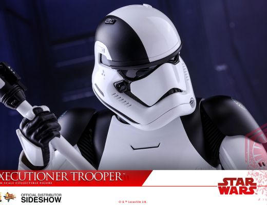 星球大戰 1:16 SCALE Executioner Trooper